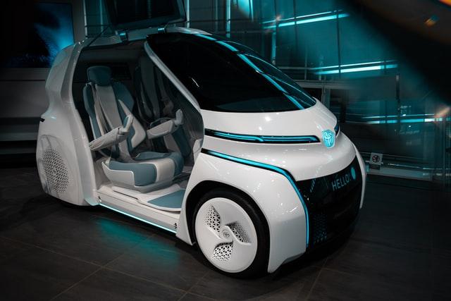 Hoe ziet de toekomstige auto er uit?