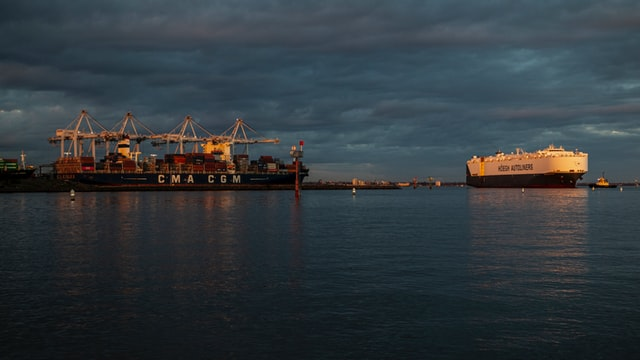 De logistieke sector; nu en in de toekomst